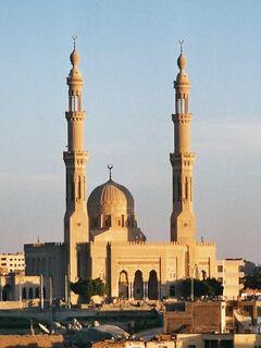 Egypt.Aswan.Mosque.01