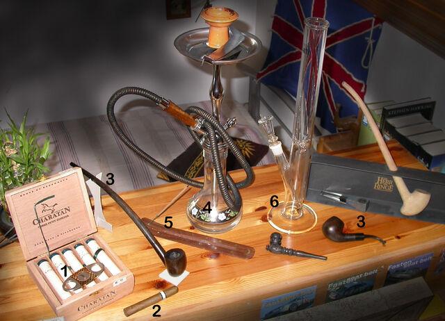 File:Smoking equipment.jpg
