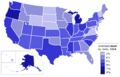 USA states unemployment 2004.PNG