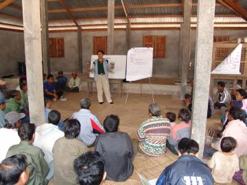 Bartlett - Extension Meeting - Laos(2006)