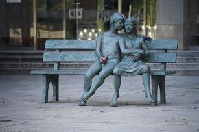Sculpture Lea Vivot LAC BAC