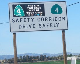 Highway4safetycorridor