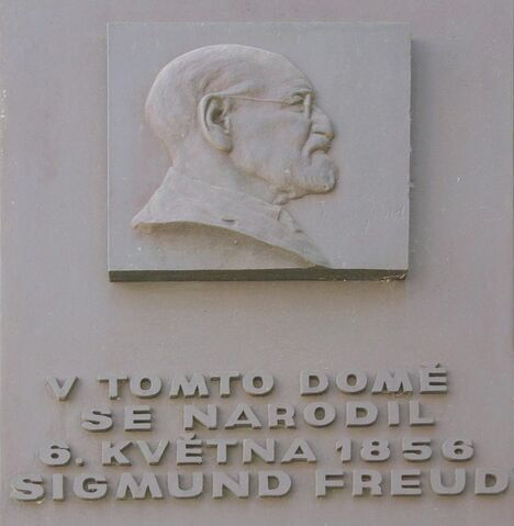 File:Sigmund Freud memorial plaque2.jpg