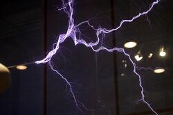 Lightning simulator questacon05