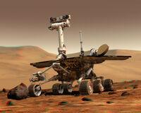NASA Mars Rover
