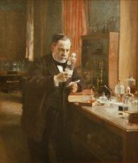 Tableau Louis Pasteur