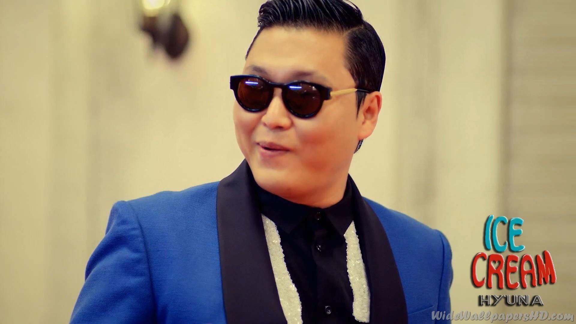 psy gangnam style halloween costume - slim-fit blue tuxedo