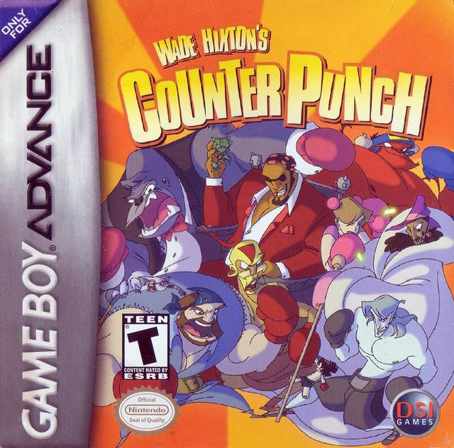 Wade hixton 39 s counter punch punch out wiki fandom for What is a punch out list