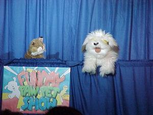 FundayPawpetShowChristmasInJuly2006
