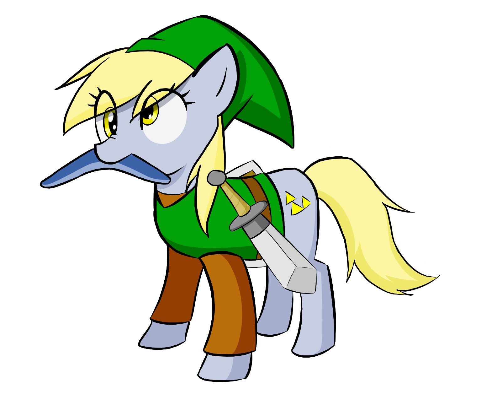 Derpy Hooves Scrunchy Face File69799 - boomerang derpy