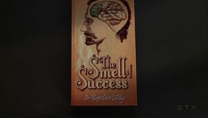 Smell of Success book