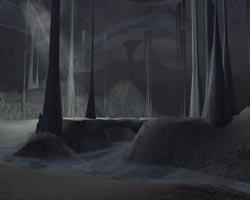 Deldrimor arena scenic