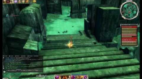 Guild Wars Lau tanks 'The Deep'