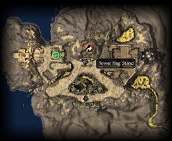 Isle of Wurms map