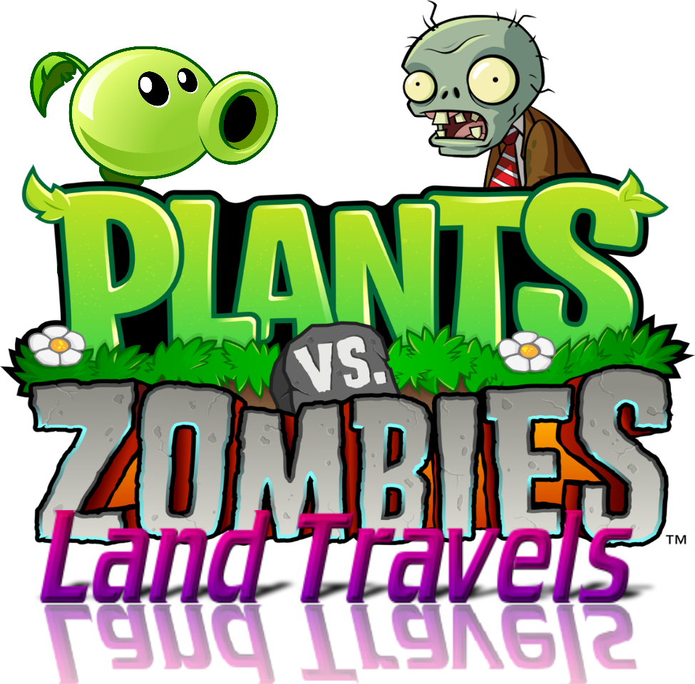 Versus Tv Logo: Plants Vs. Zombies: Land Travels