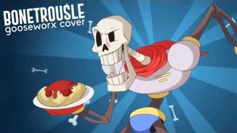Bonetrousle- Undertale- Gooseworx Cover
