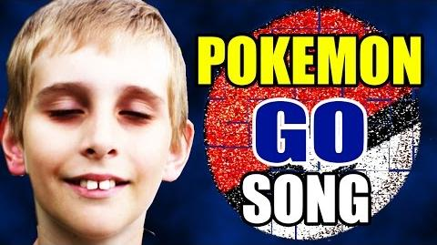 POKEMON GO SONG!!! by MISHA (FOR KIDS) ORIGINAL