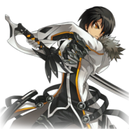 Leonial Blade Attack