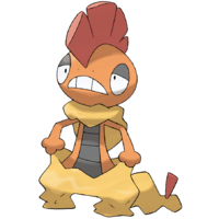 Scrafty Artwork