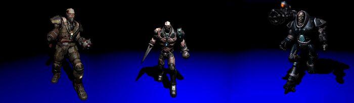 Monsters (Q4) | QuakeWiki | Fandom powered by Wikia Quake 4 Monsters