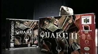 Quake II TV Commercial