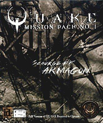 Quake Mission Pack 1 Scourge Of Armagon Quakewiki
