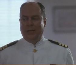 Larry Brandenburg as CDR Dobbs