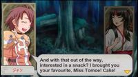 Queen's Blade Spiral Chaos Freetalks Translation Tomoe (2 of 2)