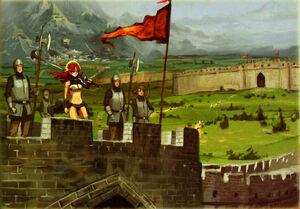 Great Wall Border