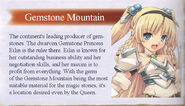 Gemstone Mountain Summary