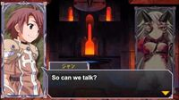 Queen's Gate Spiral Chaos Freetalks Translation Aldra (2 of 2) ( kiss scene)