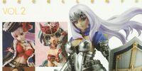 Master of Queen's Blade Excellent 2