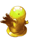 Thunder Slime transparent