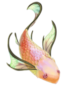 Rugy Fish transparent