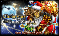 Christmas with the Guild Masters Announcement