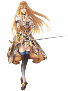 Thunder Valkyrie transparent