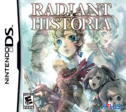 Radiant Historia Cover Art