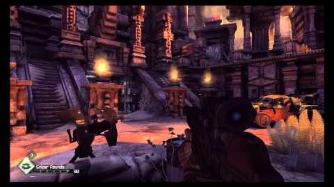 Let's Play Rage Scorcher's DLC Part 5 - Scorcher Base