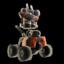 RC Bombcar Prop