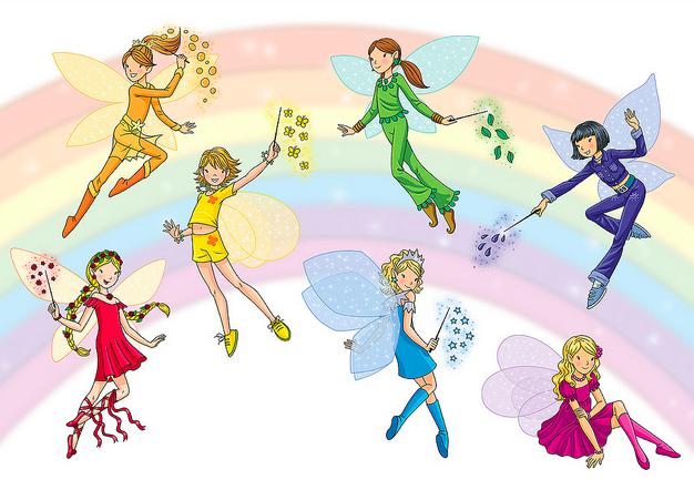 the rainbow fairies rainbow magic wiki fandom powered by wikia. Black Bedroom Furniture Sets. Home Design Ideas