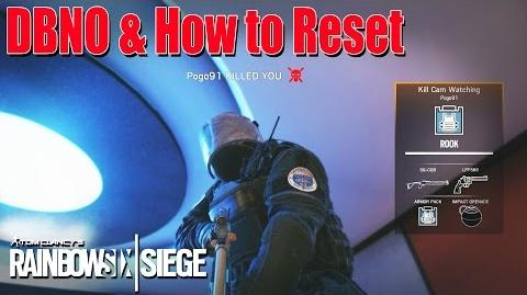 Down But Not Out (DBNO) & the Reset