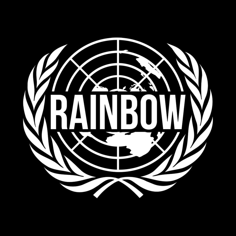 Image - Rainbow (Clear Background) logo.png   Rainbow Six ...