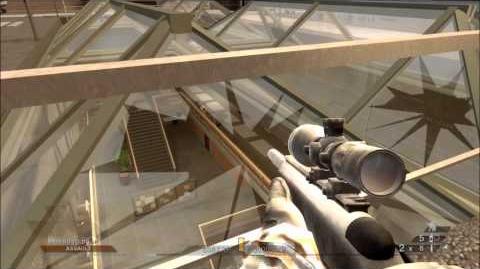 Scout Tactical - Rainbow Six Vegas 2