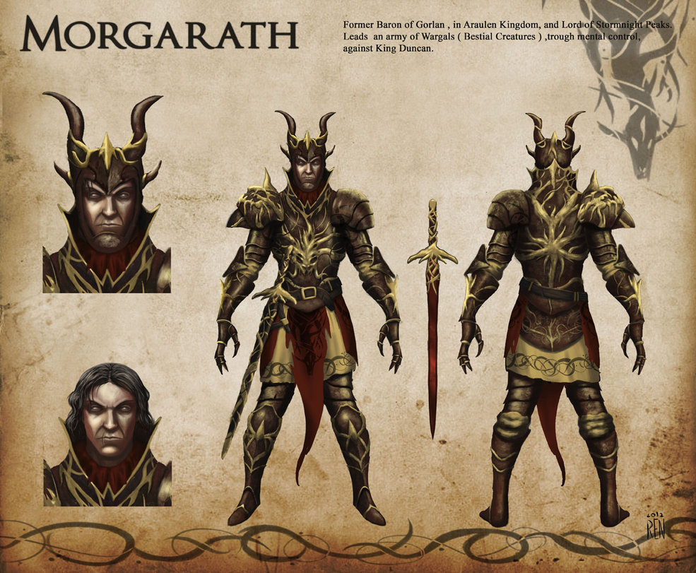 Morgarath | Ranger's Apprentice Wiki | Fandom powered by Wikia