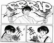 Bouquet split