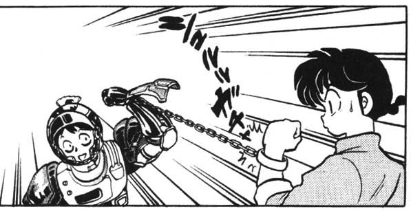 File:Ranma chained to armor.png