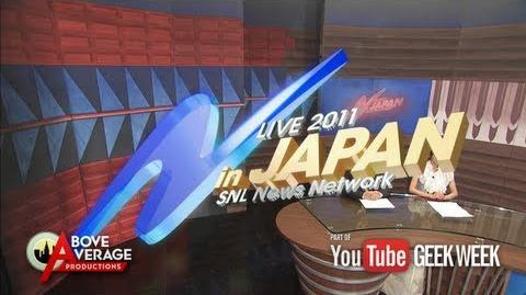 SNL Japan - Weekend Update Turns into Balloon Fight - Geek Week