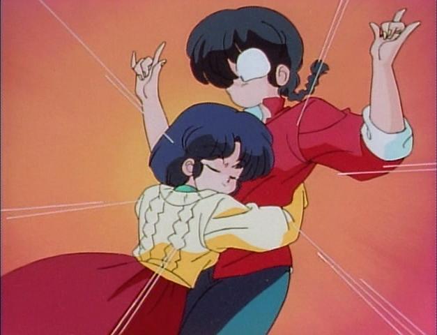 File:Akane hugs Ranma - Secret Sauce.png
