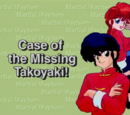 Case of the Missing Takoyaki!