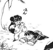 Ranma22 109 Shampoo & Mousse as kids